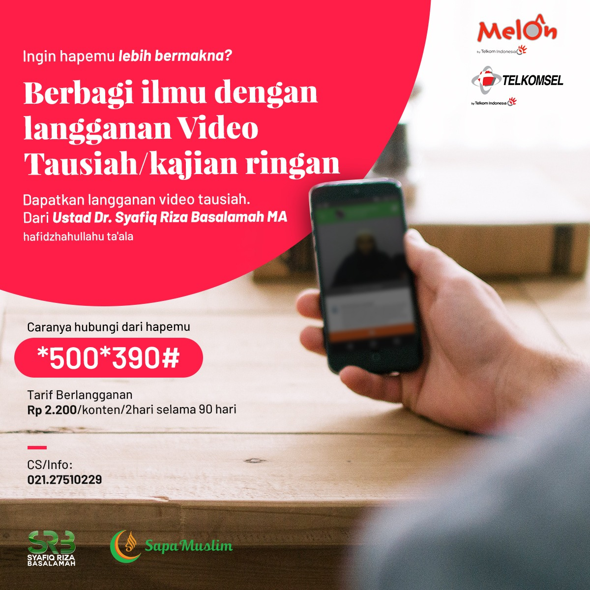 Tausiah Telkomsel